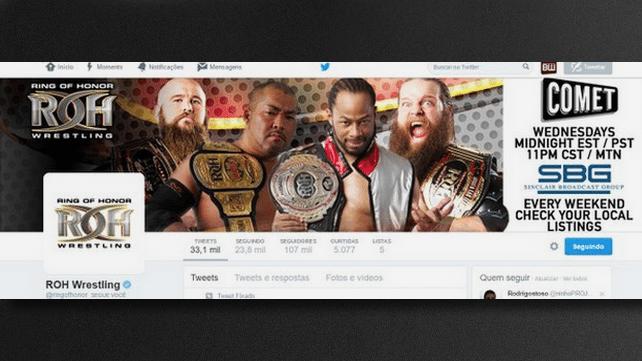 ROH follow us
